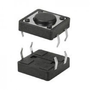 Chave Toque 4T 12X12X4,3MM 023-0093 KFC-A06 180gr