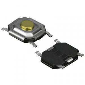 Chave Toque SMD 5x5x1mm - 023-0004