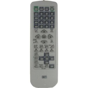 CONTROLE DVD CCE RC207 026-9207
